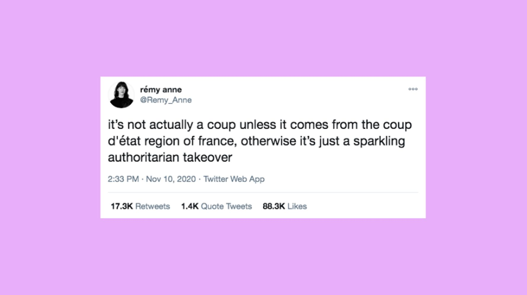 The 20 Funniest Tweets From Women This Week (Nov. 7-13)