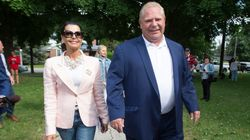 Doug Ford's Riding Struggles With Above Average COVID Case