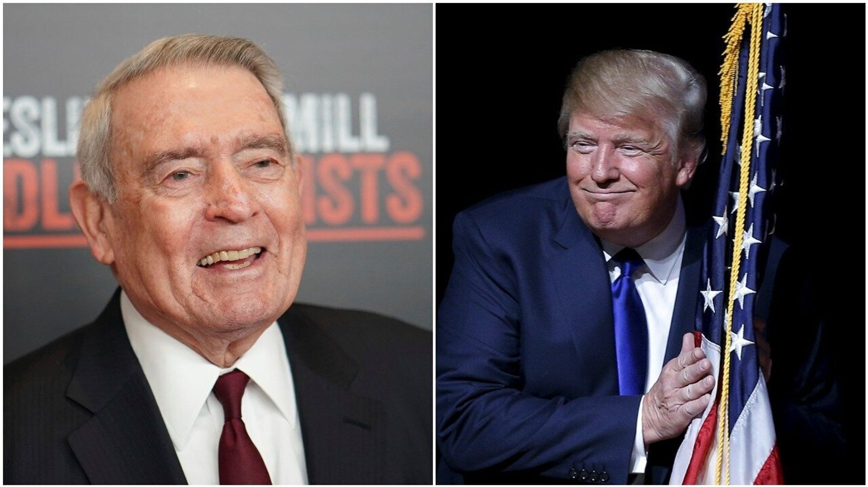 Dan Rather Schools Trump On Reelection Chances With Only 3 Words