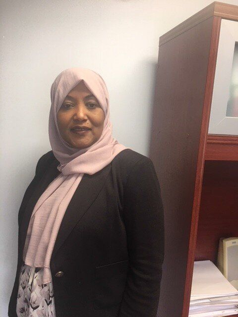 Safia Ahmed is the executive director of Rexdale Community Health