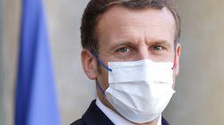 Macron publie un texte d'hommage aux victimes du 13-