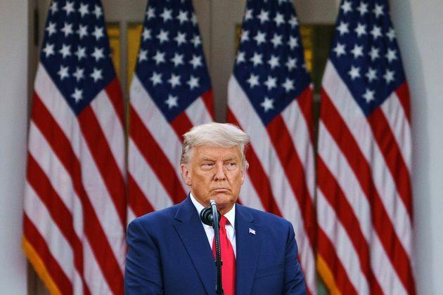 Donald Trump, ici à la Maison Blanche à Washington, le 13 novembre