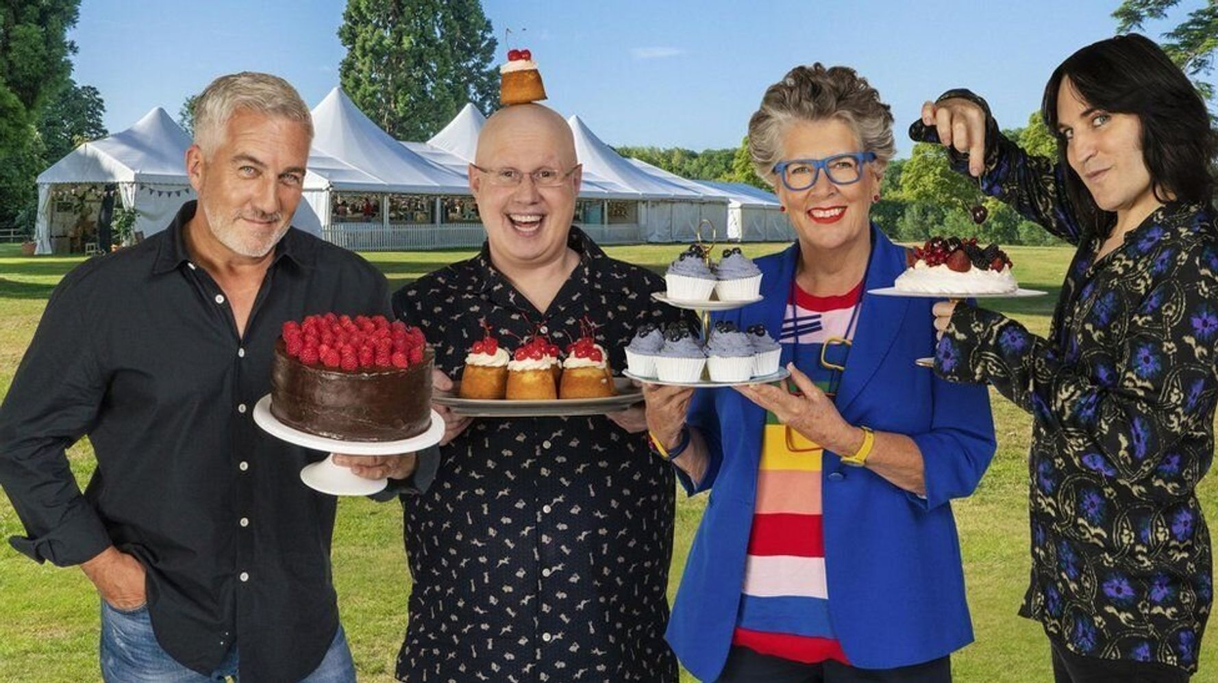 Like Overproved Bread, 'Great British Bake Off' Has Lost Some Of Its Form