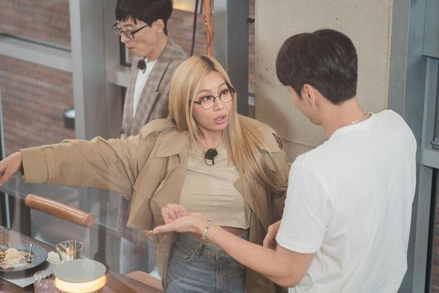 tvN 예능 '식스센스'에 출연한
