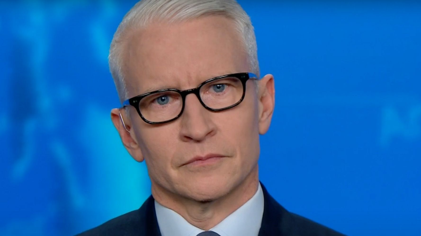Anderson Cooper Spotlights 'What Really Matters' Right Now In Emotional Monologue