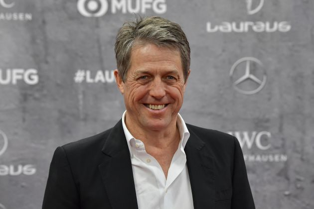 Hugh Grant's End-Of-Series Gift To His Undoing Co-Stars Couldn't Be More Quintessentially Hugh Grant