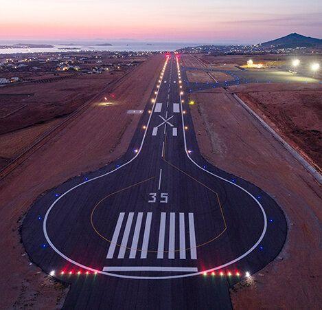 Αλλάζει πλήρως το αεροδρόμιο της Πάρου με 47 εκατ.