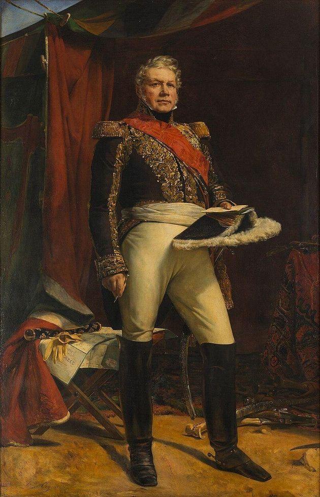 Ο Στρατάρχης Nicolas-Joseph