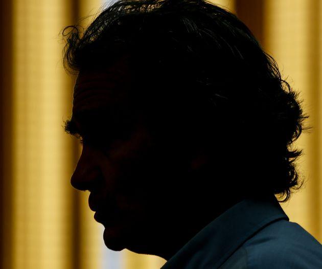 Fernando Simón durante una rueda de prensa de seguimiento de la