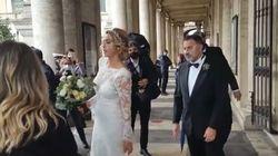 Fausto Brizzi si è risposato. Cerimonia per pochi intimi al