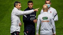 Kylian Mbappé forfait pour le match capital face au