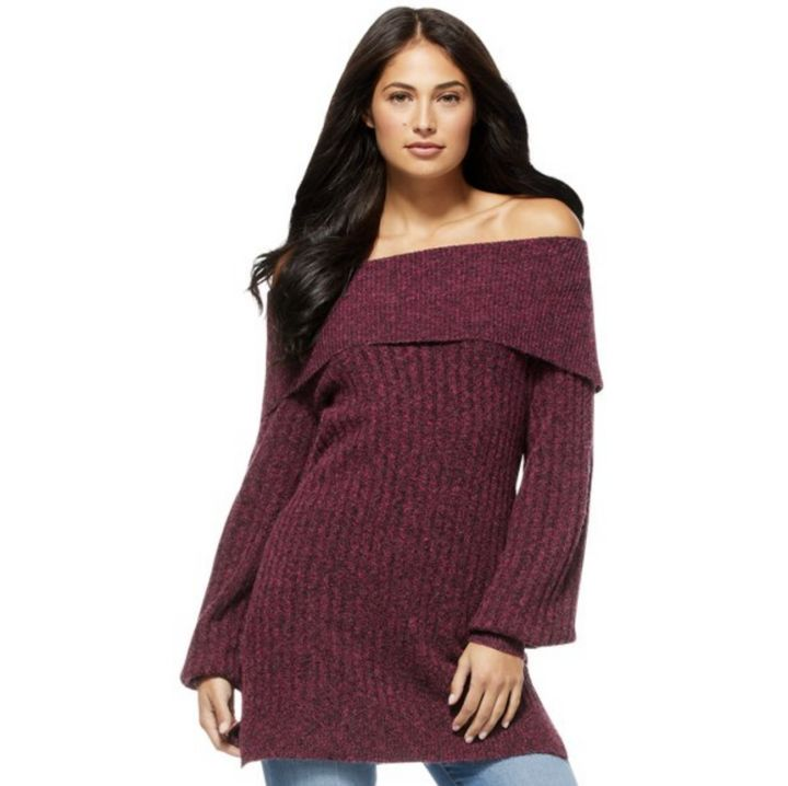 A flattering-cozy fall sweater by Sofia Vergara—for $18