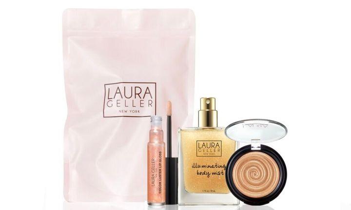 A beauty lover's dream set from Laura Geller