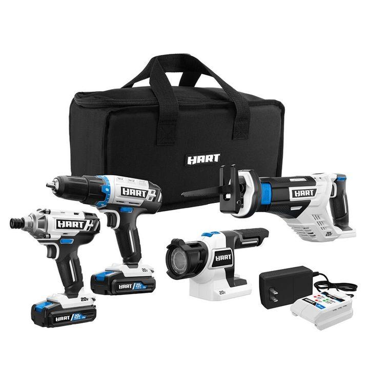 $60 offheavy-duty Hart tools