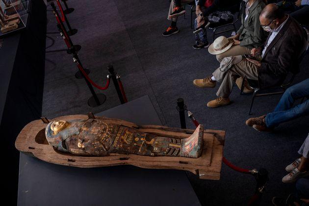 Αίγυπτος: Συνεχίζονται οι ανακαλύψεις στην Νεκρόπολη της Σακκάρα - Στο «φως» 100