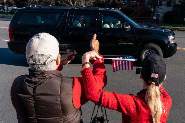 Miles de personas reivindican sin pruebas en Washington