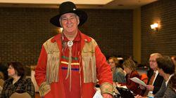 Max Gros-Louis, ancien grand chef de la Nation Huronne-Wendat, est