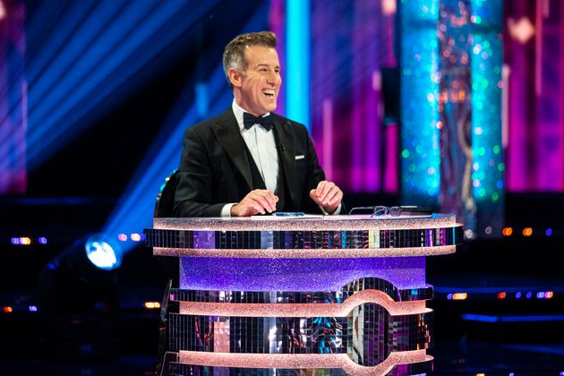 Anton Du Beke made his Strictly judging debut on