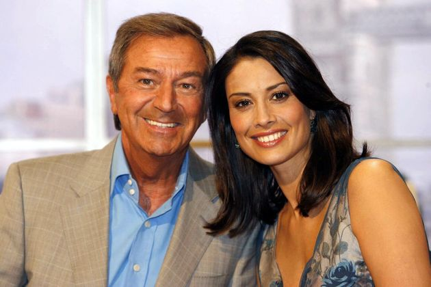 Des with Melanie Sykes