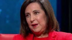 El comentado error de Margarita Robles al referirse a Pablo Iglesias en 'La Sexta
