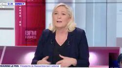 Marine Le Pen laisserait les Français fêter Noël en famille (et aller à la