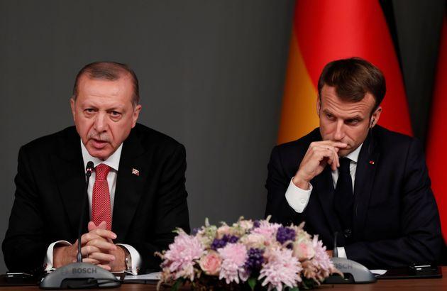 Paris menace la Turquie et son