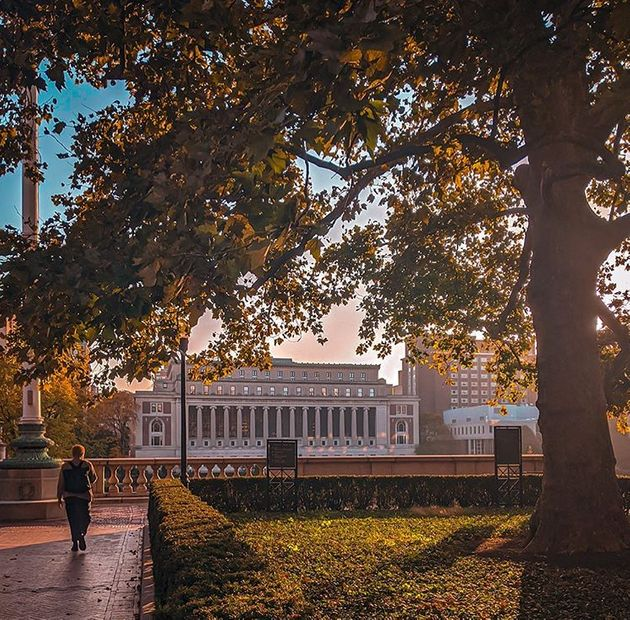 Cosa fare per entrare alla Columbia University of New