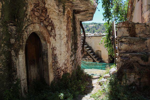 Καλάμι: Το έρημο χωριό της νότιας
