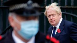Boris Johnson Told To Self-Isolate By NHS Test And