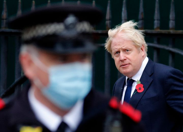 Boris Johnson has been told to self-isolate after coming into contact with someone who tested positive for Covid-19.