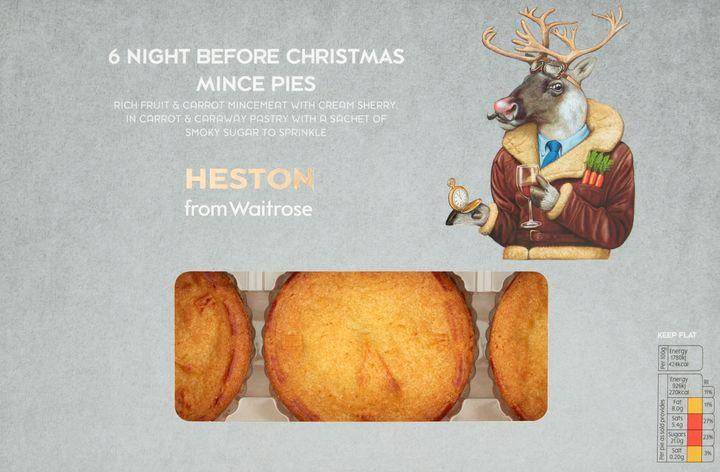 Heston Mince Pies