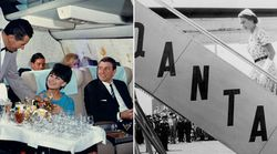 Here's A Bunch Of Gorgeous Retro Pics Of Qantas To Celebrate The Airline's 100th