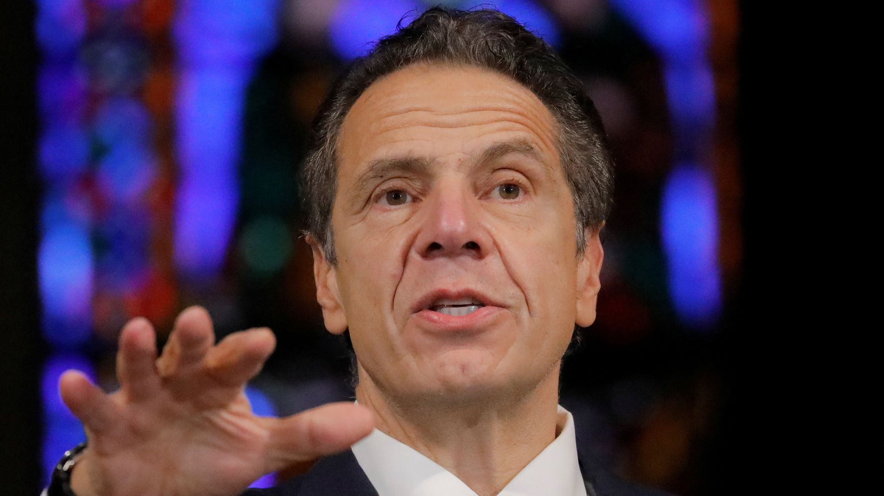 Cuomo Bashes Trump, Threatens Legal Action For Equal Access To COVID-19 Vaccine