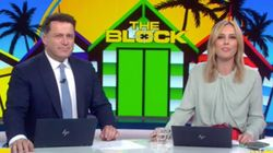 Karl Stefanovic's Cheeky Question To The Block Couple Leads To Awkward Live TV