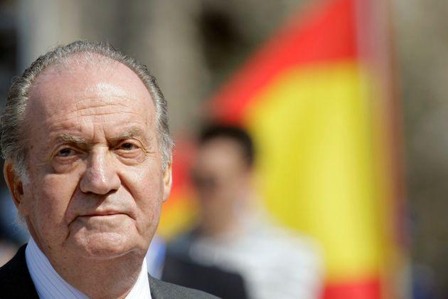 Juan Carlos I, en Bosnia en marzo de 201. (AP Photo/Amel