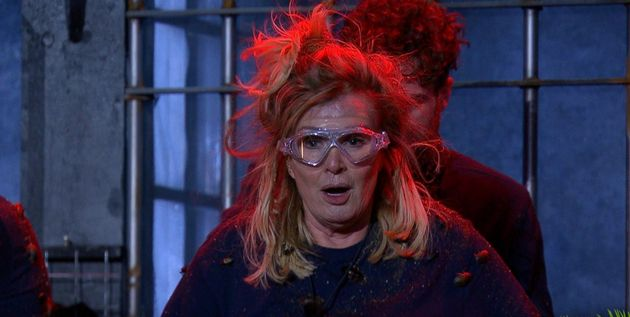 Beverley Callard Gifts Us The Meme Of 2020 Following I'm A Celebrity Debut