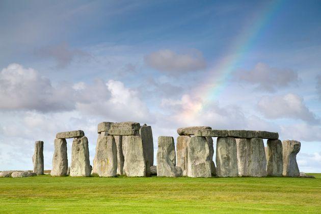 El monumento de Stonehenge, en una imagen de