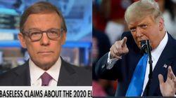 Un periodista de Fox vuelve a desmentir a Trump y le da donde más duele: