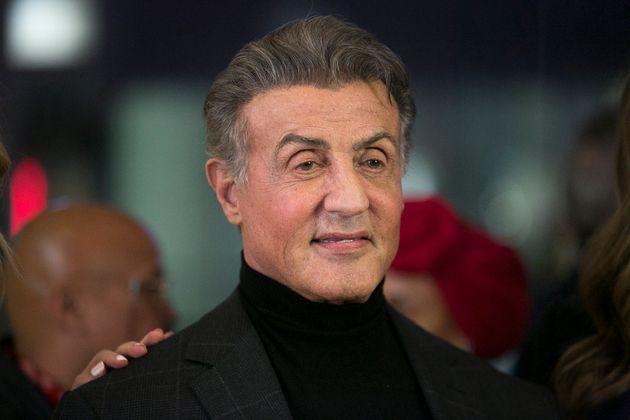 Sylvester Stallone lors de l'avant-première du film documentaire HBO