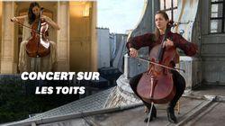 Camille Thomas, la violoncelliste qui réveille les monuments