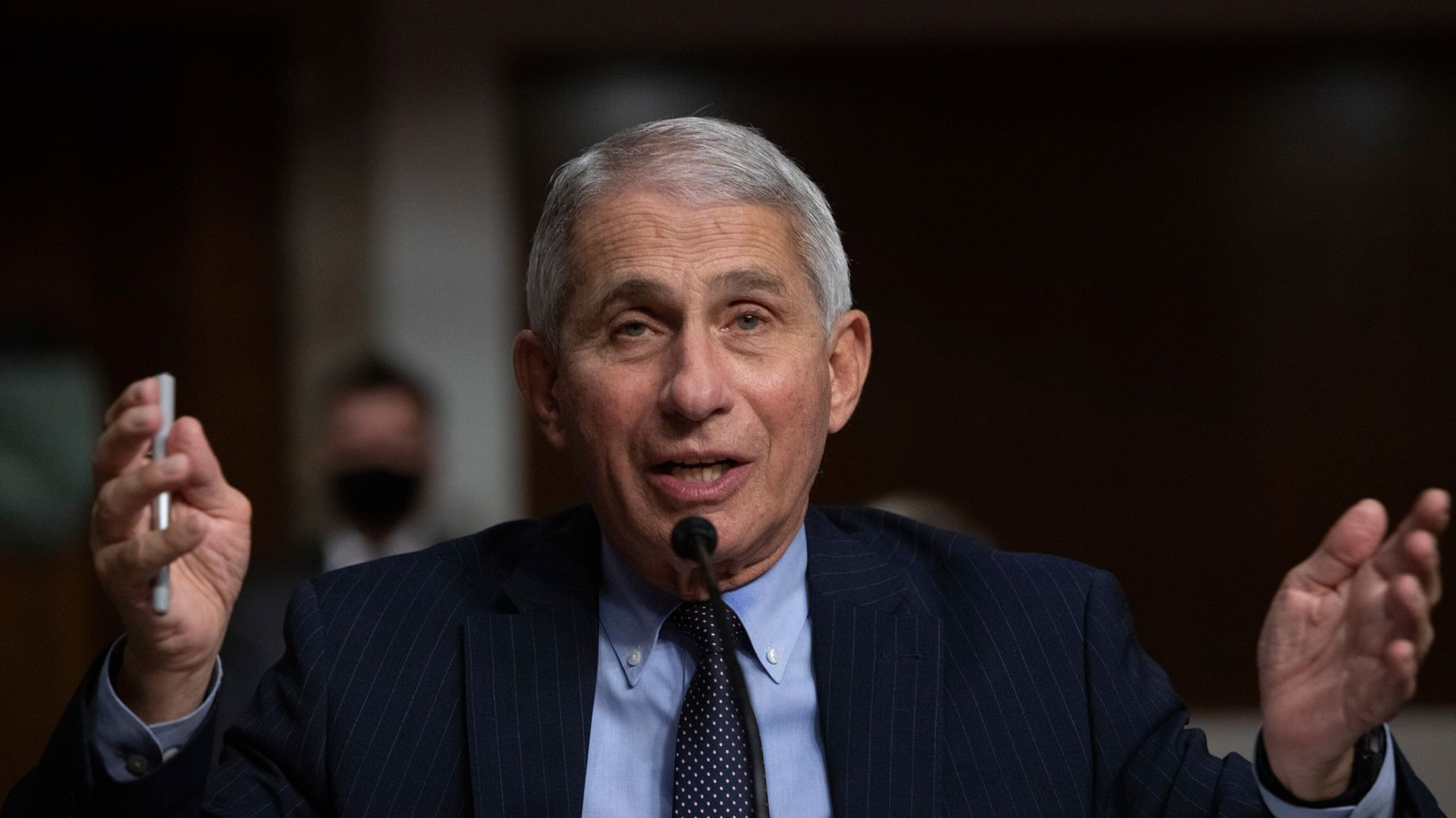 Coronavirus Live Updates: Fauci Applauds Early Data From Moderna, Pfizer Vaccines