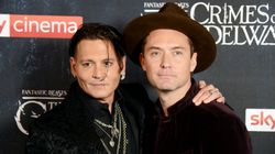 Jude Law Reacts To Johnny Depp's 'Unusual' Exit From Fantastic