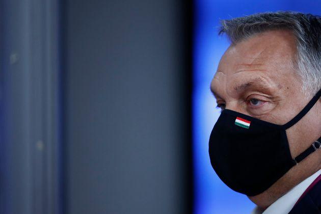 El primer ministro, Viktor Orban, en una reunión del Consejo