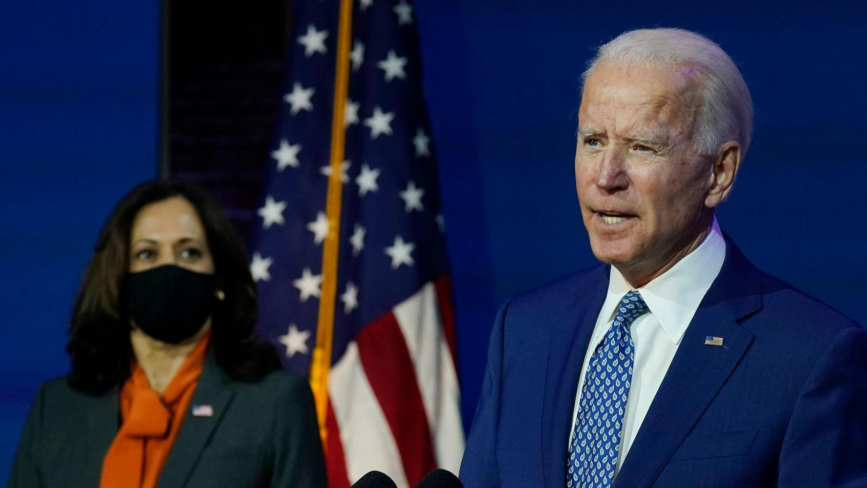 Biden Transition Team Starts Reviewing Judicial Nominees