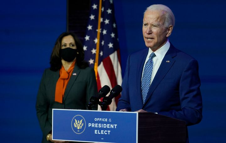 President-elect Joe Biden's transition team is reviewing potential nominees for judgeships.