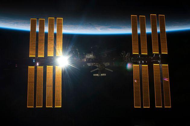 Ο Διεθνής Διαστημικός...