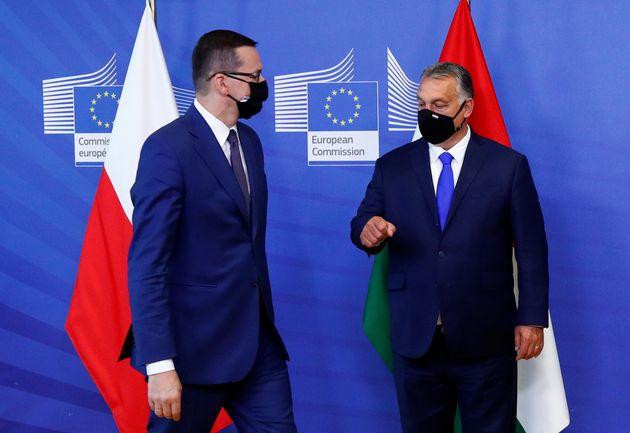 Veto di Ungheria e Polonia sul Recovery fund, si studia come