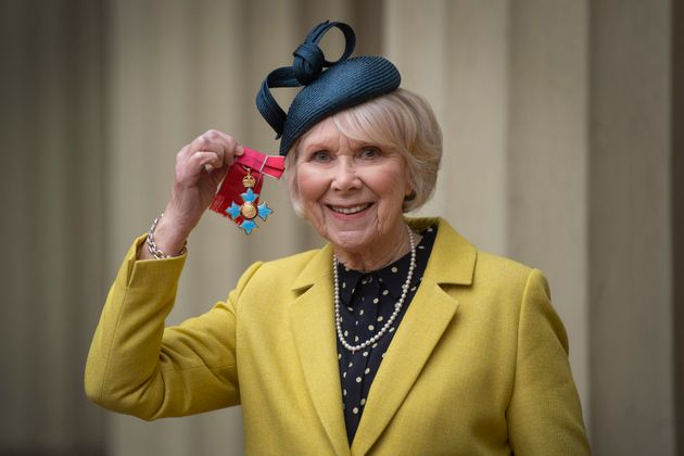 Wendy Craig pictured earlier this year