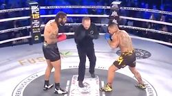 Got 3 Seconds? Watch The Fastest Knockout Ever In Bare Knuckle Fighting