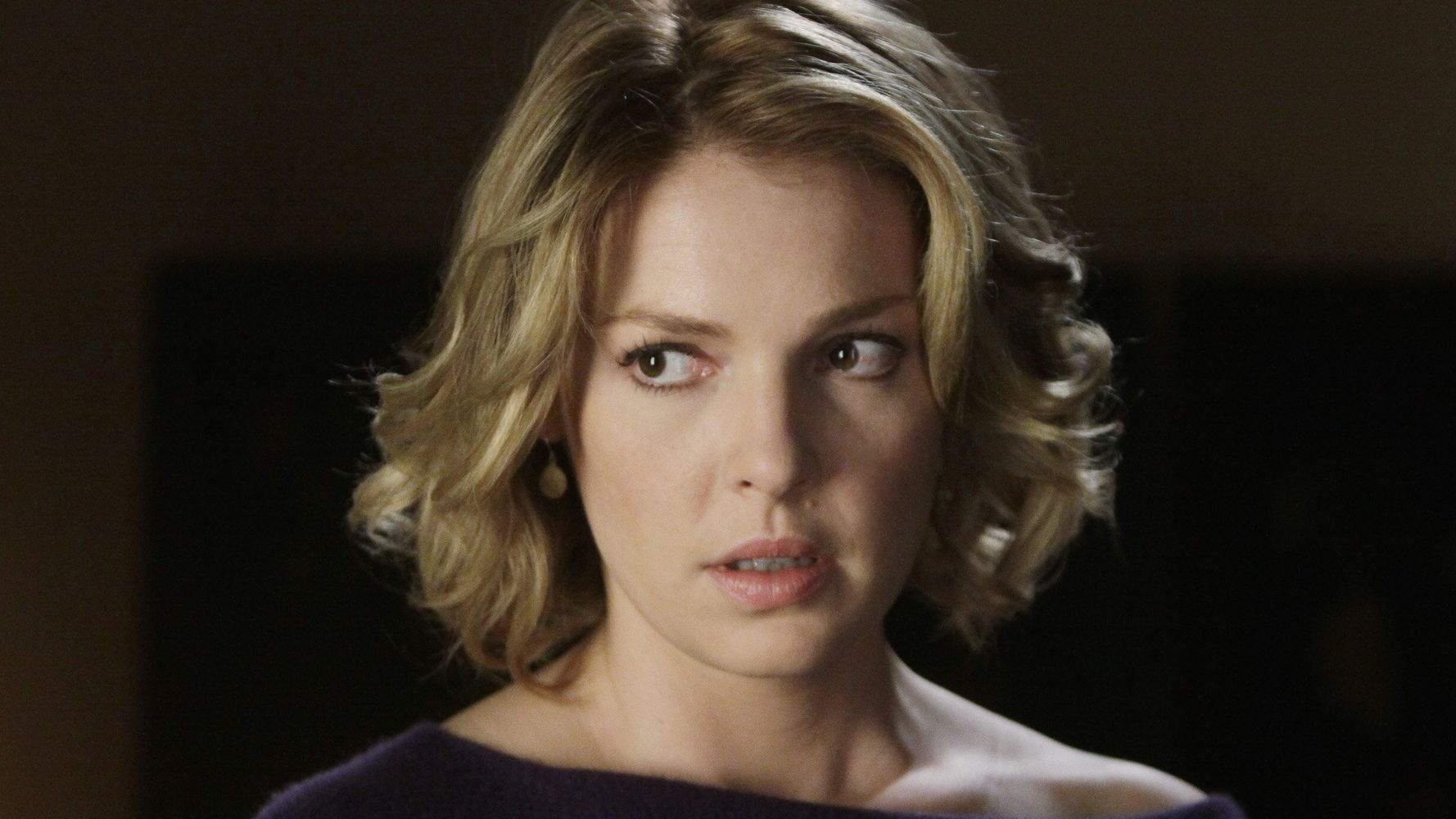 'Grey's Anatomy' And Katherine Heigl At Odds Again Over Scrapped Farewell Episode